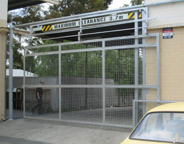 Integrity Doors and Engineering Adelaide Commercial and Industrial Roller Door Repairs Sliding Gates