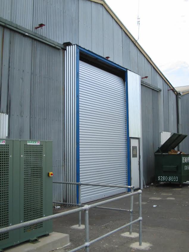 Industrial Roller Doors repair and installation Adelaide & Industrial Roller Doors - Integrity Doors and Engineering