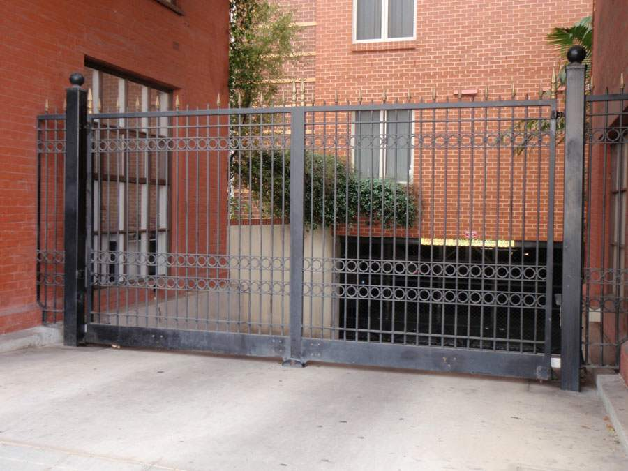 Swing Gates Integrity Doors And Engineering