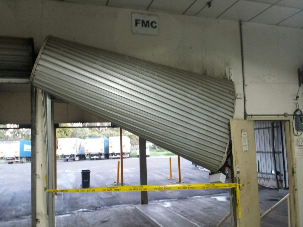 Industrial Roller Door Repairs