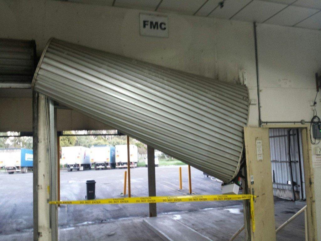 Industrial Roller Door Repairs