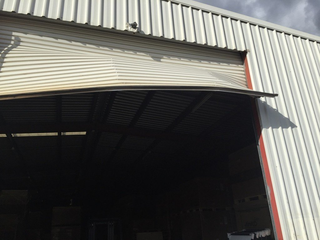 warehouse roller door repairs adelaide