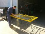 custom light fabrication